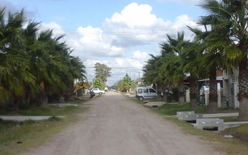 Rivadavia esquina 245. Barrio Las Palmas